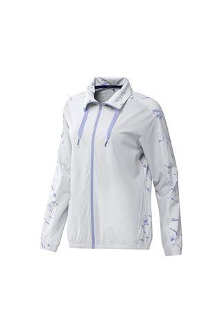Picture of adidas Women's Primeblue Full Zip Jacket - White