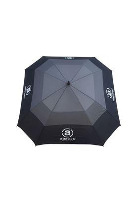 Show details for Abacus Square Umbrella - Dark Grey