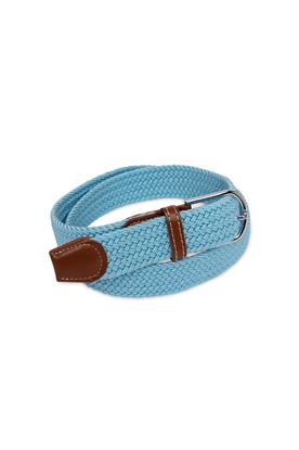 Show details for Swing out Sister Ladies Stretch Webbing Belt - Cool Blue